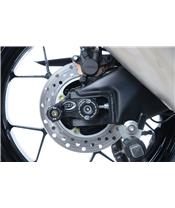 R&G RACING Swingarm Protectors Black Honda CBR100RR