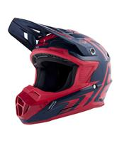 ANSWER AR1 Edge Helm Midnight/Bright Red