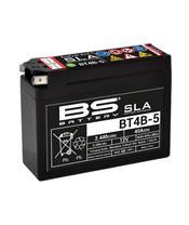 Batterie BS BATTERY BT4B-5 SLA sans entretien activée usine