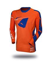 UFO Slim Sharp Jersey Neon Orange/Blue