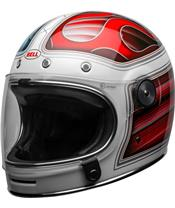 Casque BELL Bullitt DLX SE Baracuda Gloss White/Red/Blue