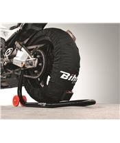 BIHR Home Track EVO2 Programmable Tire Warmer Black Front Tire 120mm