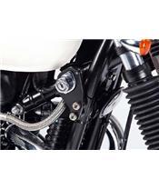Start instruments fastening kit LSL black Triumph Bonneville/Thruxton