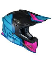 Casque JUST1 J12 Unit Blue/Pink