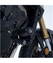 R&G RACING Aero Crash Pads Black Honda CB650R