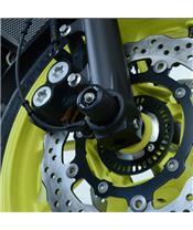 Protections de fourche R&G RACING noir Yamaha MT-07