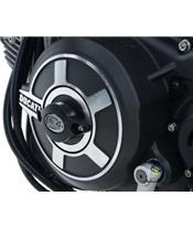 SliderMotorgleiter R&G RACING links Ducati Scrambler