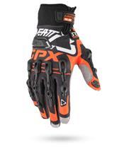 LEATT GPX 5.5 black/orange Windblock gloves s.S - 7