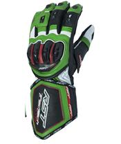 RST Tractech Evo CE Gloves Leather Green Siz
