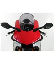 "MRA Racing ""R"" Windshield Black Yamaha YZF-R1/M/S"