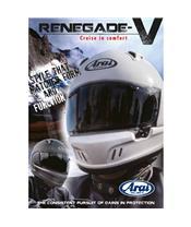 ARAI Renegade-V flyer Engels