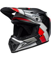 Casque BELL MX-9 Mips Twitch Replica Matte Black/Red/White