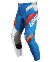 LEATT GPX 5.5 I.K.S Pants Blue/White Size XS/US28/EU46