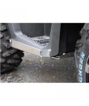 Protector del estribo AXP, aluminio, 4 mm, Polaris Sportsman 570
