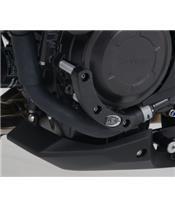 SliderMotordeckelgleiter links R&G RACING Honda CB500R/X/F