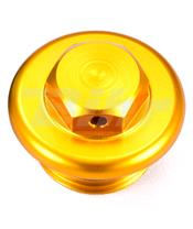 Tapon llenado aceite amarillo Suzuki