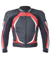 RST Blade II Jacket Leather Red