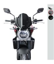 "MRA Sport ""NSPM"" Windshield Smoke Grey Honda CB1000R"