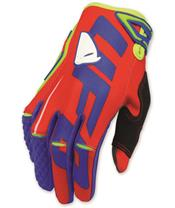 UFO Blaze Gloves Red/Blue Size 9(EU) - M(US)