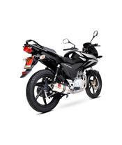 Ligne Scorpion Factory inox Honda CBF125