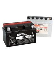 Batterie BS BATTERY BTZ10S-BS sans entretien livrée avec pack acide