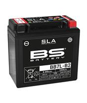 BS BATTERY Battery BB7L-B2 SLA Maintenance Free Factory Activated