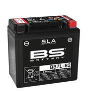 Batterie BS BATTERY BB7L-B2 SLA sans entretien activée usine