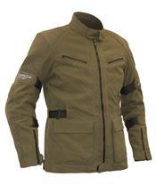 RST Pro Series Raid Textiljacke Military grün