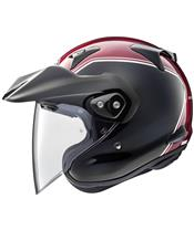 Casque ARAI CT-F Gold Wing Red taille XS