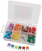 DRAPER Box met 100 mini zekeringen