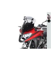 """MRA Variotouring """"VT"""" Windshield Smoke Grey Honda Crossrunner"""