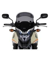 "MRA Variotouring ""VT"" Windshield Smoke Grey Honda CB500X"