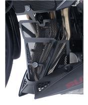 R&G RACING Headpipe Grille Titanium Suzuki GSX-S750
