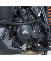 Couvre carter gauche R&G RACING KTM 1190 ADVENTURE