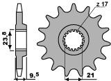 PBR Ritzel 13 Zähne Kette 520 HONDACR250R