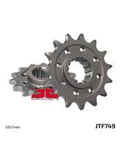 Piñon JT 749 de acero 15 dientes