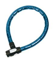 OXFORD Barrier Cable Lock 1,5m x 25mm Blue