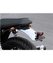 Kotflügel hinten Alu blank LSL Honda CB1100