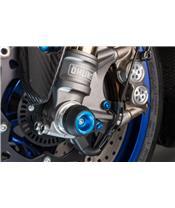 LIGHTECH Gabel- und Schwingenschutz (Radachsen) Kobalt Honda X-Adv
