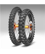 METZELER Tyre MC360 Mid Hard (F) 80/100-21 M/C 51M TT MST