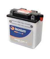 TECNIUM Battery 6N6-3B-1 Conventional with Acid Pack