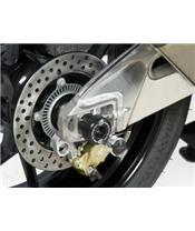 Protection de bras oscillant R&G RACING noir Aprilia