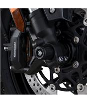R&G RACING Vorkbescherming Zwart Kawasaki Ninja 1000SX