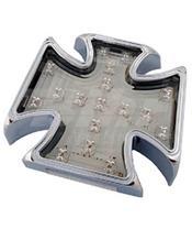 Luz universal Cruz de ferro LED