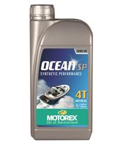 MOTOREX Ocean SP 4T Motor Oil 10W40 Synthetic Performance 1L