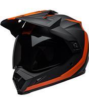 BELL MX-9 Adventure Mips Helmet Switchback Matte Black/Orange