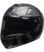 Casque BELL SRT Matte/Gloss Blackout