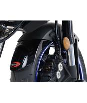 R&G RACING Front Fender Extension Black Yamaha MT-10