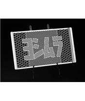 Protection de radiateur YOSHIMURA inox Suziki Inazuma 250