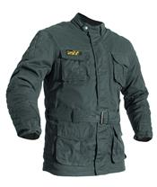 RST IOM TT Classic III 3/4 Jacket CE Waxed Cotton Green